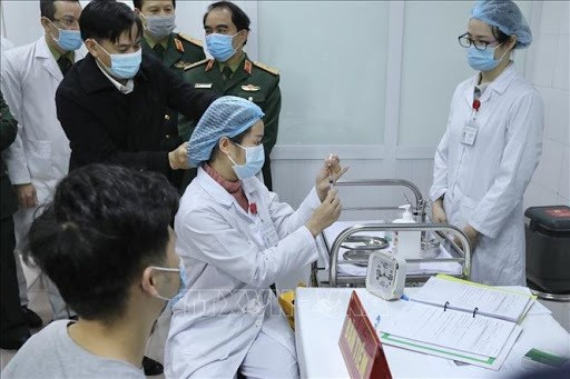 Trials of homegrown COVID-19 vaccine show positive signs hinh anh 3