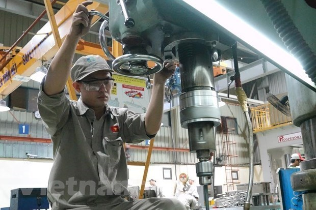 Processing, manufacturing industry – growth momentum of national economy hinh anh 1