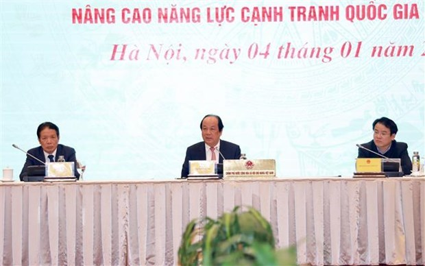 MPI proposes support to enterprises in digital transformation hinh anh 2