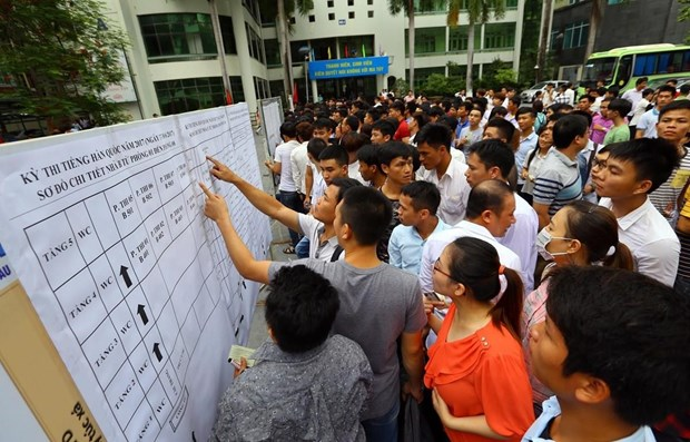 Scenarios for sending Vietnamese workers abroad needed: official hinh anh 1