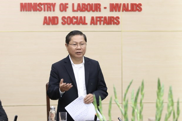 Scenarios for sending Vietnamese workers abroad needed: official hinh anh 2