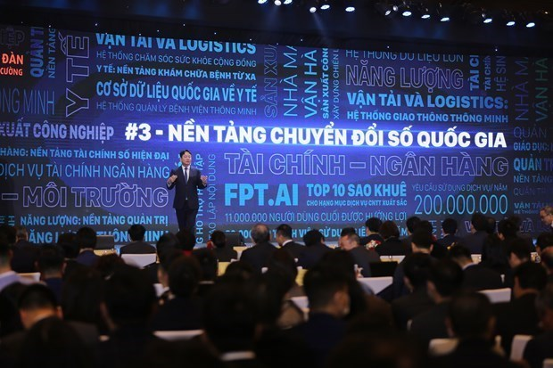 E-government development strategy issued for digital government in new era hinh anh 1
