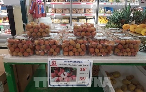 Farm produce reach Europe via Vietnam's e-commerce platform hinh anh 1