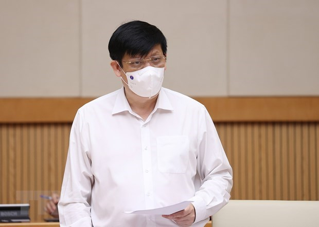 Herd immunity expected to be reached at super fast manner: Health Minister hinh anh 2