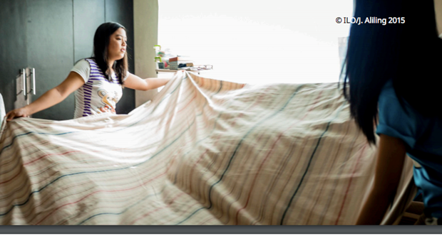 Vietnamese domestic workers covered by law but need actual protection: ILO report hinh anh 2