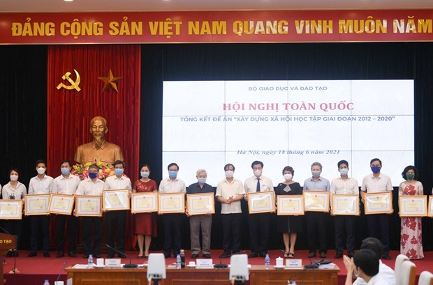 Learning society considered special national resource: Minister hinh anh 3