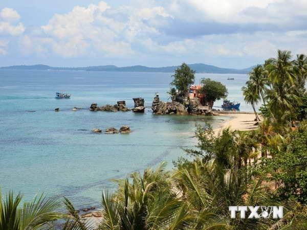 Vietnam's Phu Quoc paradise to challenge Phuket, Bali hinh anh 1