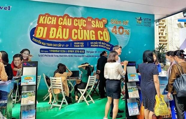 Vietnam International Travel Mart 2021: Chance to revive tourism market hinh anh 1