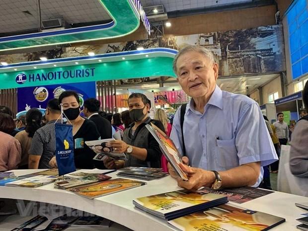 Vietnam International Travel Mart 2021: Chance to revive tourism market hinh anh 2