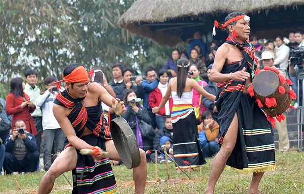 Vietnam National Village for Ethnic Culture and Tourism to reopen in July hinh anh 1