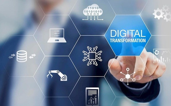 Cloud computing helps businesses promote digital transformation hinh anh 1