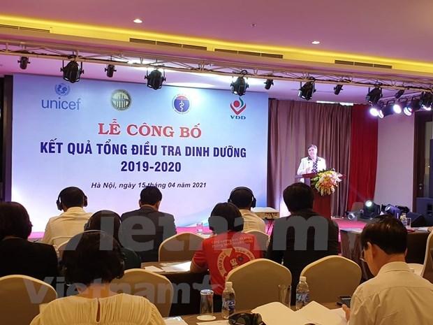 Vietnam faces triple burden of nutrition: National survey hinh anh 2