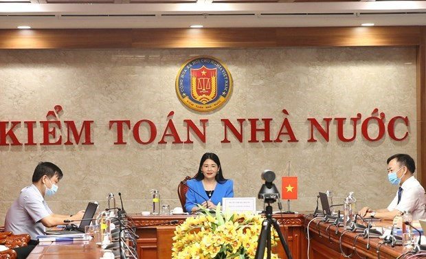 Vietnam serves as Chair of ASEANSAI Strategic Planning Committee for 2022-2023 hinh anh 1