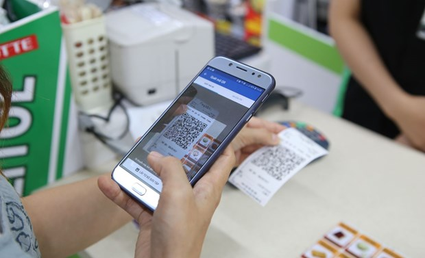 COVID-19 gives boost to e-wallet market hinh anh 1