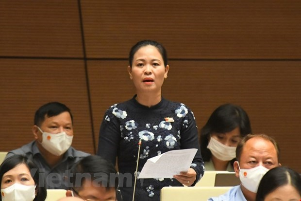 Vocational training needed for sustainable poverty reduction: NA deputies hinh anh 3