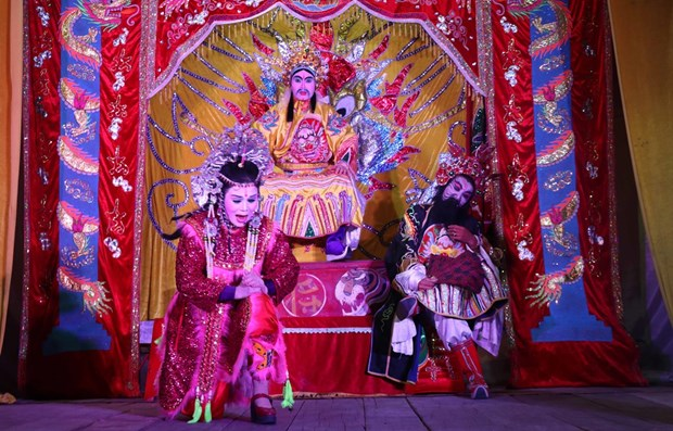 Online theatre helps performing arts come closer to audiences amidst COVID-19 hinh anh 1