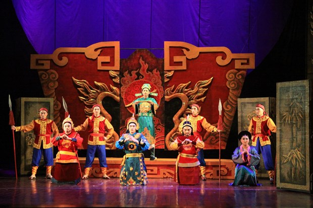 Online theatre - An inevitable development trend of performing arts hinh anh 1