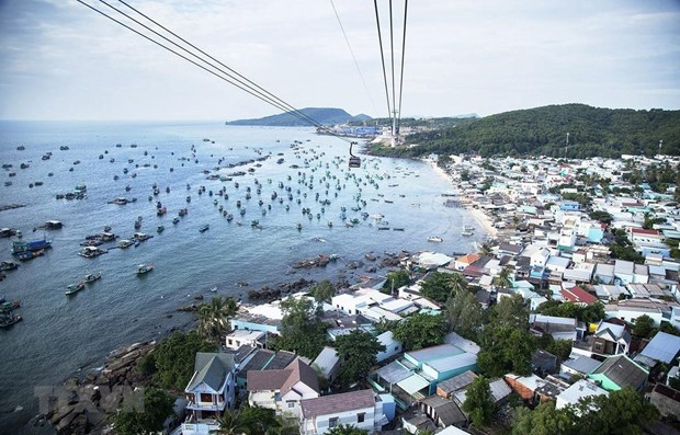Phu Quoc, HCM City, Hanoi among world's 100 greatest places hinh anh 1