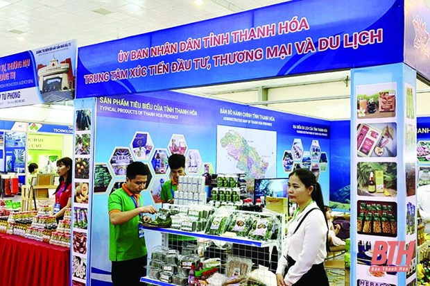 Thanh Hoa bolsters trade promotion activities hinh anh 1