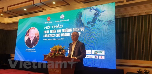 Logistics sector needs network strong enough to lead market: workshop hinh anh 1