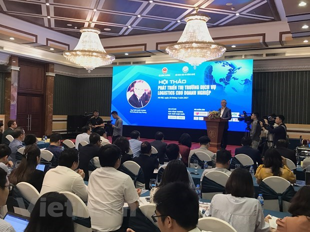 Logistics sector needs network strong enough to lead market: workshop hinh anh 2