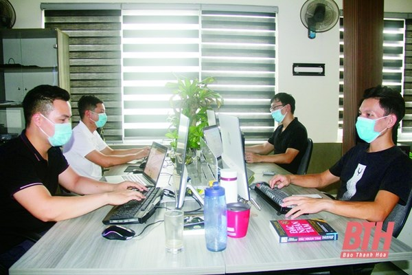 Thanh Hoa works to promote e-commerce, digital transformation hinh anh 1