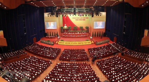Party hallmarks seen in every success of Vietnamese revolution hinh anh 4