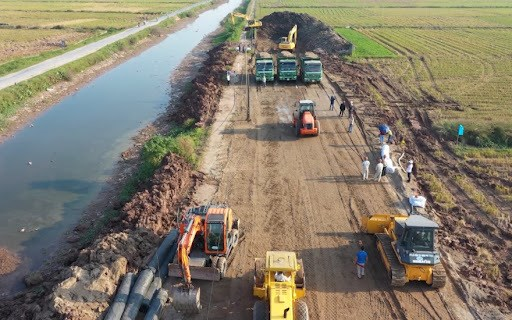 Thai Binh speeds up site clearance to boost economic development hinh anh 2