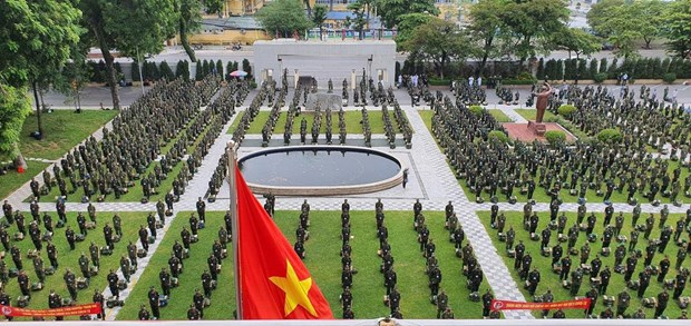Vietnam continues pursuing aspiration for mighty nation hinh anh 5