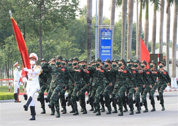 Vietnam continues pursuing aspiration for mighty nation hinh anh 4