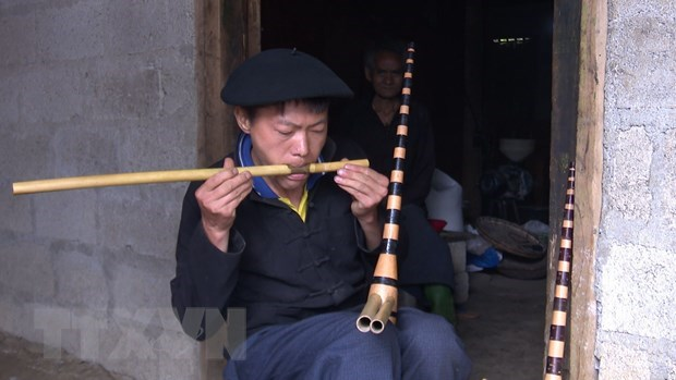 Khen (panpine) – soul of Mong ethnic people hinh anh 3