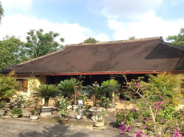 Ancient houses in Quang Tri imbued with typical characteristics of rural Vietnam hinh anh 1