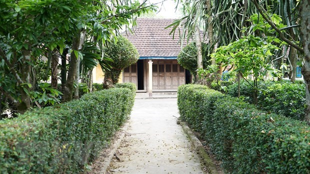 Ancient houses in Quang Tri imbued with typical characteristics of rural Vietnam hinh anh 3
