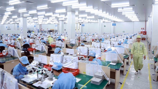 Manufacturing sector thirsty for high-quality personnel hinh anh 2