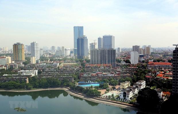 Hanoi affirms status as nation's economic locomotive hinh anh 1