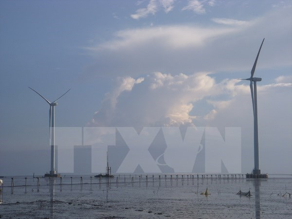 3.2 bln USD wind power plant to be built in Ca Mau hinh anh 1