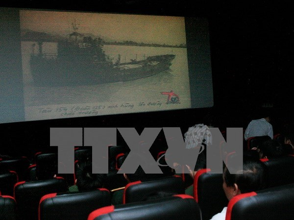 Hanoi launches free film screening drive hinh anh 1