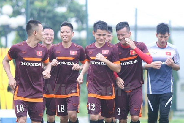 Vietnam to have friendly football match with Philippines hinh anh 1