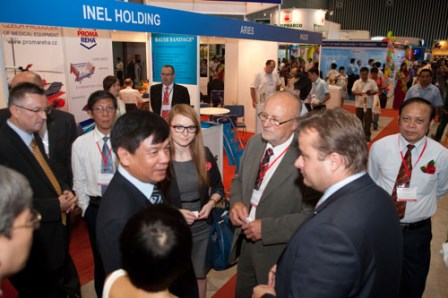 HCM City to host international healthcare exhibition hinh anh 1