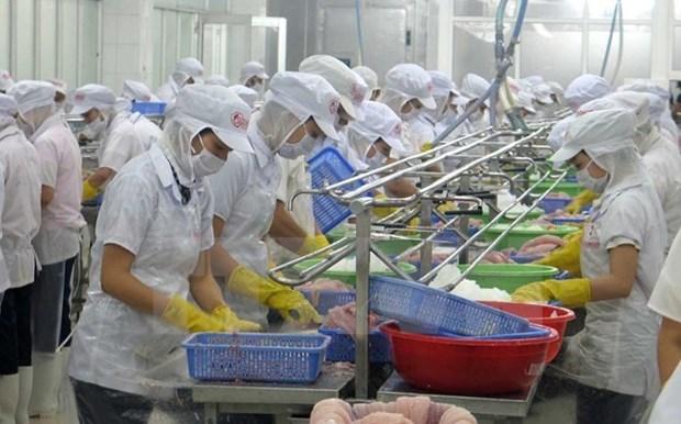 Tien Giang: Export turnover hits record high hinh anh 1