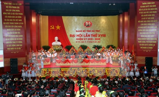 Ha Tinh urged to continue accelerating local development hinh anh 1