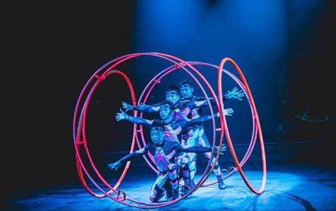 HCM City circus wins international award hinh anh 1