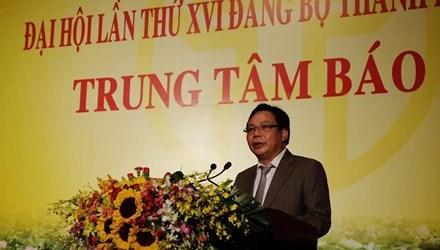 Press centre opens to serve Hanoi's Party congress hinh anh 1
