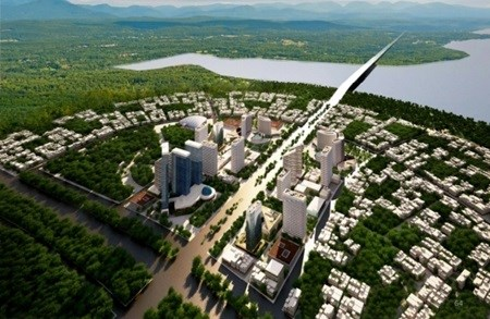 Quang Ninh plans economic zone on border with China hinh anh 1