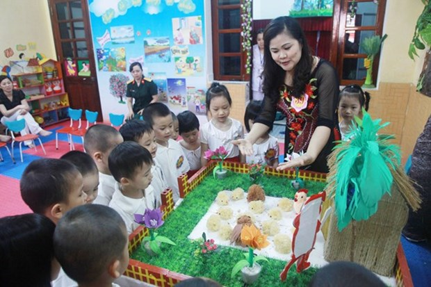 Draft revised law on children to further accord with UN convention hinh anh 1