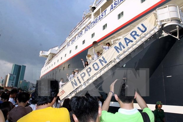 Southeast Asian youth ship to anchor in Vietnam this month hinh anh 1