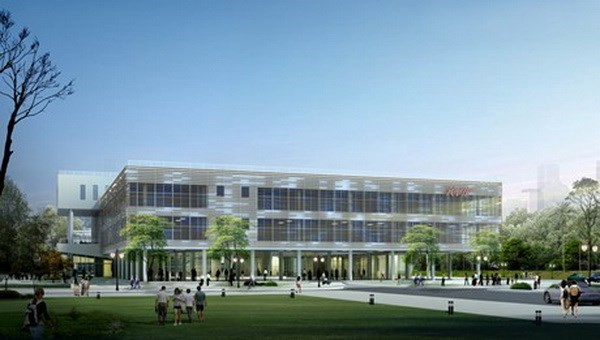 Korea-Vietnam Incubator Park's inauguration eagerly awaited hinh anh 1
