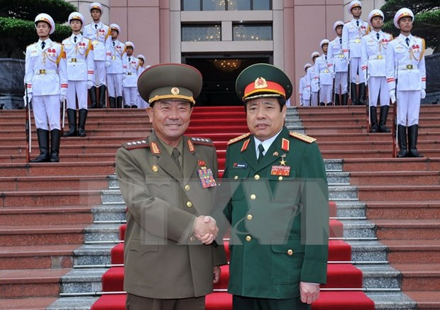 Vietnam hopes for enhanced all-around ties with DPRK hinh anh 1