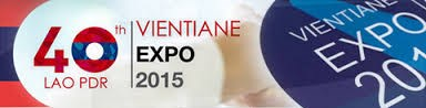 Vietnam attends Vientiane Expo 2015 in Laos hinh anh 1