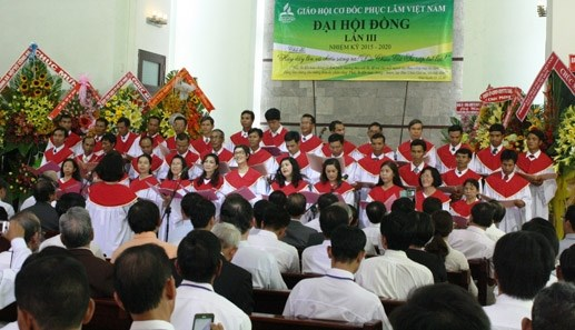 Seventh-Day Adventist Church holds third general assembly hinh anh 1